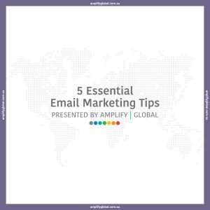 5 Essential Email Marketing Tips